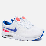 Мужские кроссовки Nike Air Max Zero Ultramarine White/Bright Crimson фото- 1