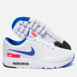 Мужские кроссовки Nike Air Max Zero Ultramarine White/Bright Crimson фото- 2