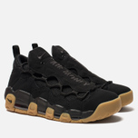 Мужские кроссовки Nike Air More Money Black/Black/Gum Light Brown фото- 1
