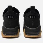 Мужские кроссовки Nike Air More Money Black/Black/Gum Light Brown фото- 3