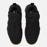 Мужские кроссовки Nike Air More Money Black/Black/Gum Light Brown фото- 5