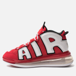 Мужские кроссовки Nike Air More Uptempo 720 QS 2 University Red/White/Black фото- 1