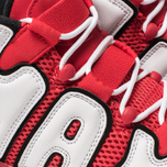 Мужские кроссовки Nike Air More Uptempo 720 QS 2 University Red/White/Black фото- 6
