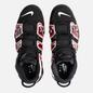 Мужские кроссовки Nike Air More Uptempo 96 Black/White/Laser Crimson фото - 1