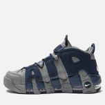 Мужские кроссовки Nike Air More Uptempo '96 Cool Grey/White/Midnight Navy фото- 1