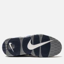 Мужские кроссовки Nike Air More Uptempo '96 Cool Grey/White/Midnight Navy фото- 4