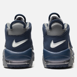 Мужские кроссовки Nike Air More Uptempo '96 Cool Grey/White/Midnight Navy фото- 5