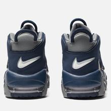 Мужские кроссовки Nike Air More Uptempo '96 Cool Grey/White/Midnight Navy фото- 2