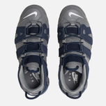 Мужские кроссовки Nike Air More Uptempo '96 Cool Grey/White/Midnight Navy фото- 4