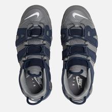 Мужские кроссовки Nike Air More Uptempo '96 Cool Grey/White/Midnight Navy фото- 1