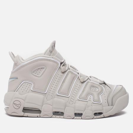 Мужские кроссовки Nike Air More Uptempo '96 Light Bone/White/Light Bone