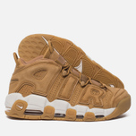 Мужские кроссовки Nike Air More Uptempo '96 Premium Flax/Flax/Gum Light Brown фото- 1