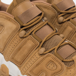 Мужские кроссовки Nike Air More Uptempo '96 Premium Flax/Flax/Gum Light Brown фото- 3