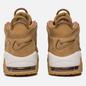 Мужские кроссовки Nike Air More Uptempo '96 Premium Flax/Flax/Gum Light Brown фото - 2