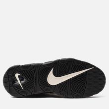 Мужские кроссовки Nike Air More Uptempo '96 QS Black/Sail/Light British Tan/Asparagus фото- 4