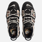 Мужские кроссовки Nike Air More Uptempo '96 QS Black/Sail/Light British Tan/Asparagus фото - 1