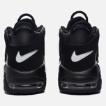 Мужские кроссовки Nike Air More Uptempo '96 Tri-Color Black/Cool-Grey/White фото- 5