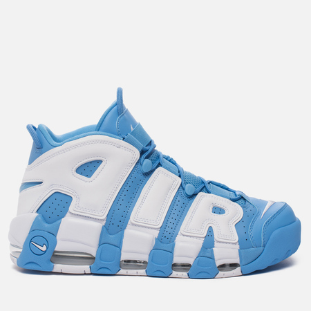 Мужские кроссовки Nike Air More Uptempo '96 University Blue/White