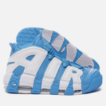 Мужские кроссовки Nike Air More Uptempo '96 University Blue/White фото- 1