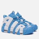 Мужские кроссовки Nike Air More Uptempo '96 University Blue/White фото- 2