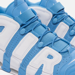Мужские кроссовки Nike Air More Uptempo '96 University Blue/White фото- 3