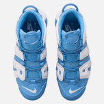 Мужские кроссовки Nike Air More Uptempo '96 University Blue/White фото- 4