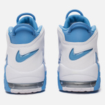 Мужские кроссовки Nike Air More Uptempo '96 University Blue/White фото- 5