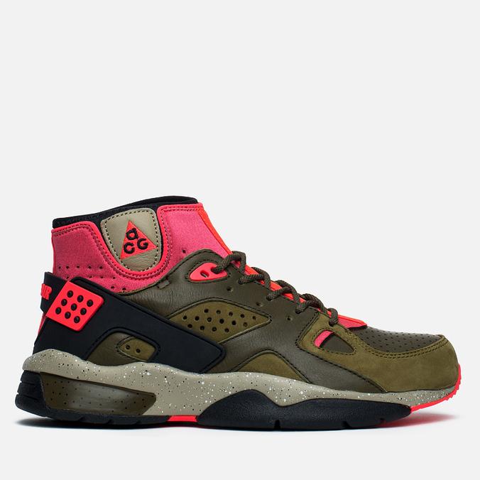 Мужские кроссовки Nike Air Mowabb OG Militia Green