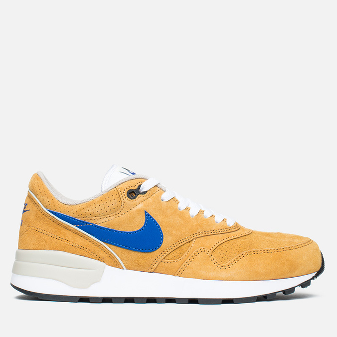 Мужские кроссовки Nike Air Odyssey Leather Bronze/Varsity Royal/Beige Chalk