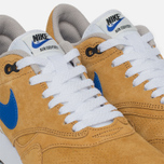 Мужские кроссовки Nike Air Odyssey Leather Bronze/Varsity Royal/Beige Chalk фото- 4