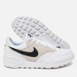 Nike Air Odyssey Men's Sneakers White/Black photo- 2