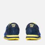 Мужские кроссовки Nike Air Pegasus 83 Leather Midnight Navy/Light Volt Yellow фото- 3