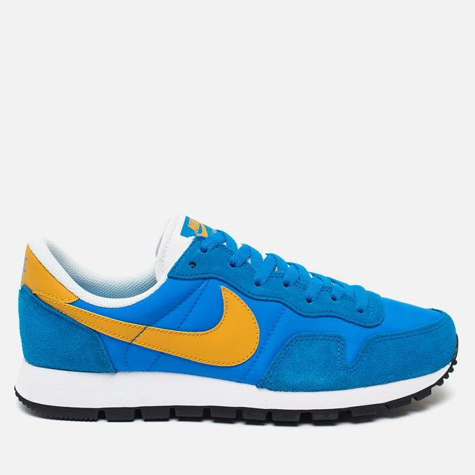 Мужские кроссовки Nike Air Pegasus 83 Photo Blue/Gold Leaf/White