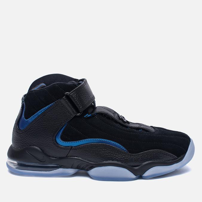 Мужские кроссовки Nike Air Penny IV Black/Black