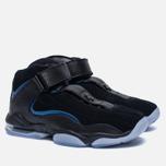 Мужские кроссовки Nike Air Penny IV Black/Black фото- 2