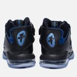 Мужские кроссовки Nike Air Penny IV Black/Black фото- 3