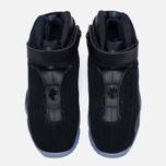 Мужские кроссовки Nike Air Penny IV Black/Black фото- 4