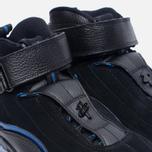 Мужские кроссовки Nike Air Penny IV Black/Black фото- 5