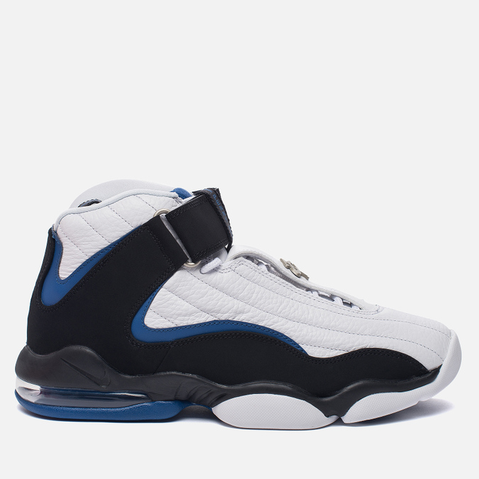 Мужские кроссовки Nike Air Penny IV Orlando White/Varsity Royal/Black