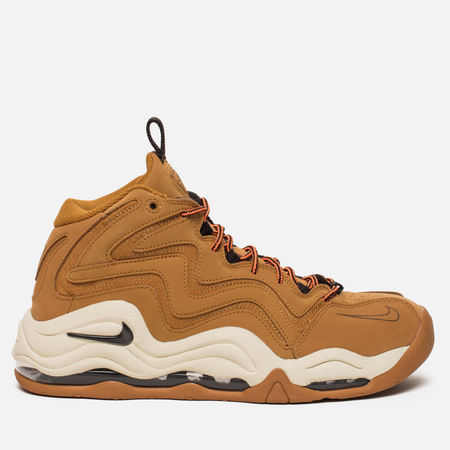 Мужские кроссовки Nike Air Pippen Desert Ochre/Velvet Brown/Fossil/Total Orange