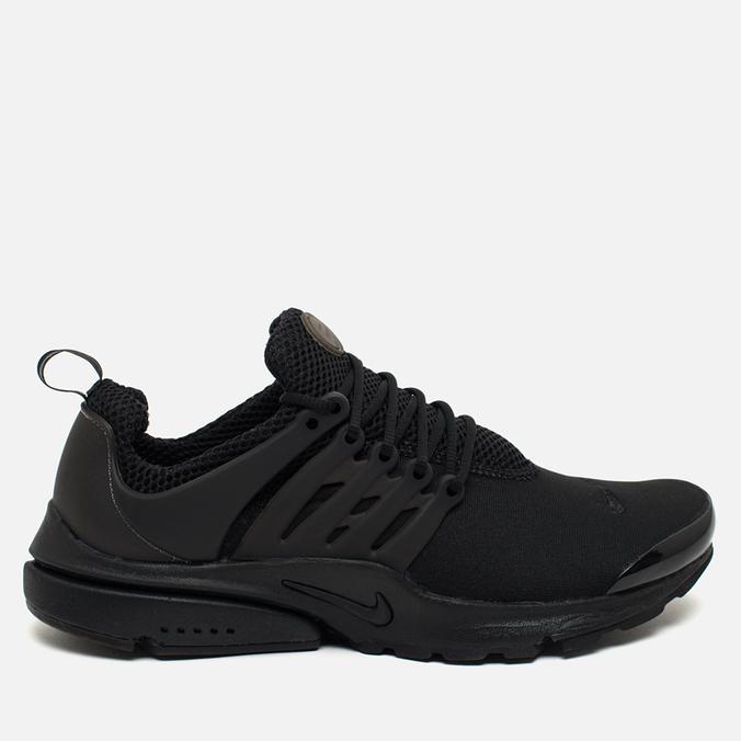 Мужские кроссовки Nike Air Presto Black/Black