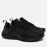 Мужские кроссовки Nike Air Presto Black/Black фото- 1