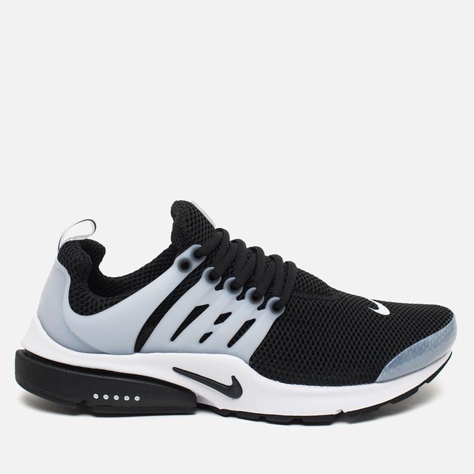 Мужские кроссовки Nike Air Presto Black/White/Grey