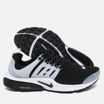 Мужские кроссовки Nike Air Presto Black/White/Grey фото- 2