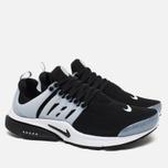 Мужские кроссовки Nike Air Presto Black/White/Grey фото- 1