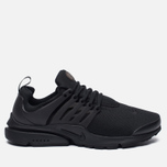 Мужские кроссовки Nike Air Presto Essential Triple Black фото- 0