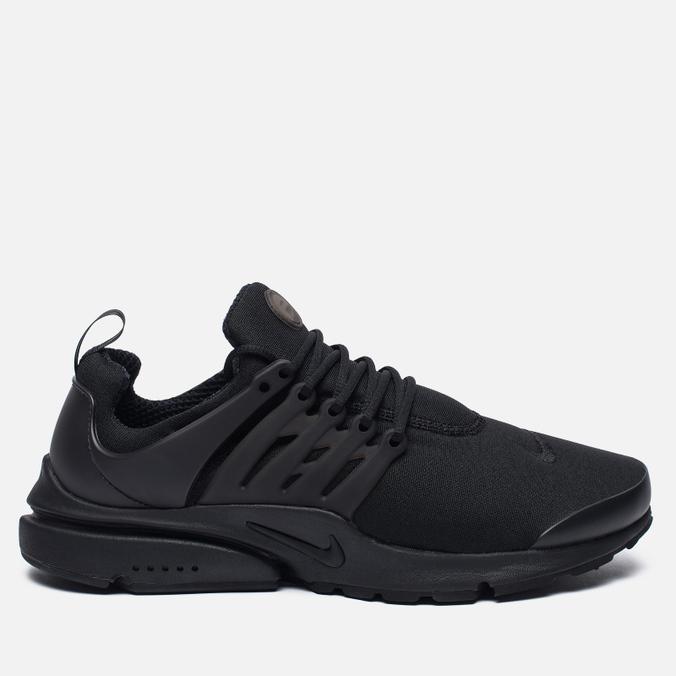 453870e1 Мужские кроссовки Nike Air Presto Essential Triple Black 848187-011