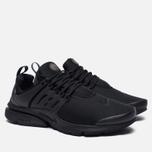 Мужские кроссовки Nike Air Presto Essential Triple Black фото- 1