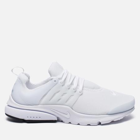 Мужские кроссовки Nike Air Presto Essential White/White/Black