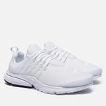 Мужские кроссовки Nike Air Presto Essential White/White/Black фото- 1
